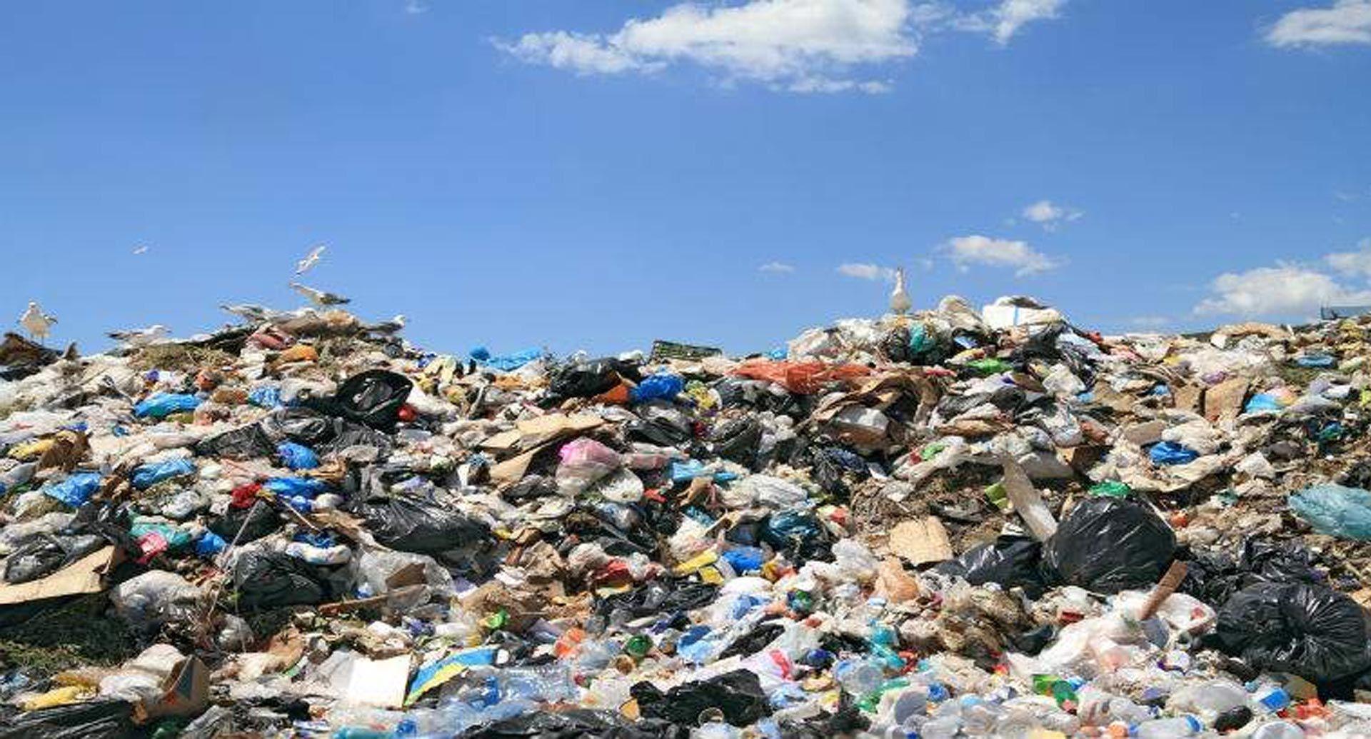 Abfall System für Unternehmen