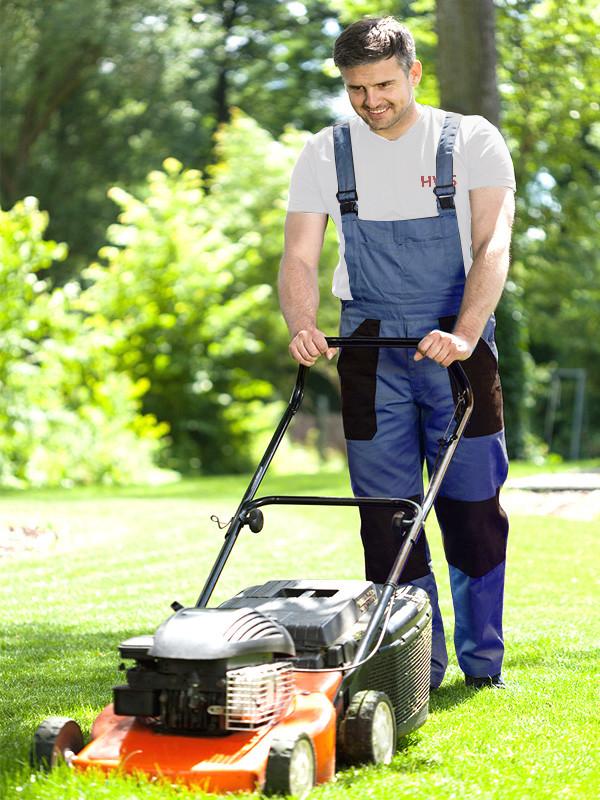Gartenunterhalt und Rasenmähen durch Liegenschaftenservice